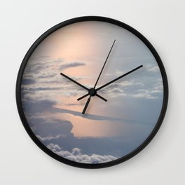 Walking On Air Wall Clock