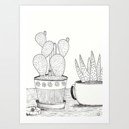 Savila Art Print