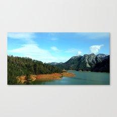 Lake Shasta Canvas Print