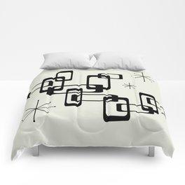 Atomic Era Minimalism Comforters