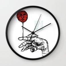 Life is Pretty Wall Clock