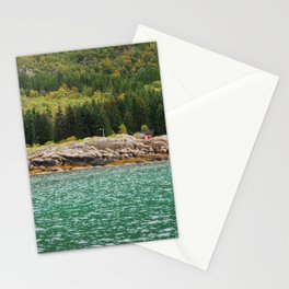 nature - colours Stationery Cards