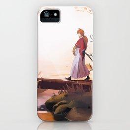 Wanderer iPhone Case