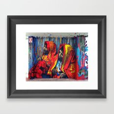 kuna Framed Art Print