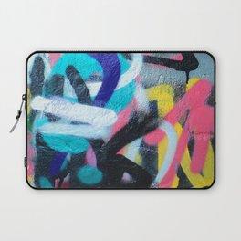 Street Art Graffiti Photography by Dominic Joyce Laptop Sleeve