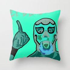 ROH El Generico Throw Pillow