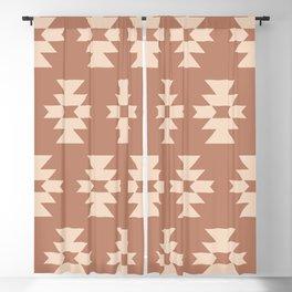 Southwestern Pattern 321 Blackout Curtain