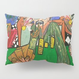 EL BUFON Pillow Sham