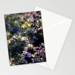 Wild Flower exposures Stationery Cards