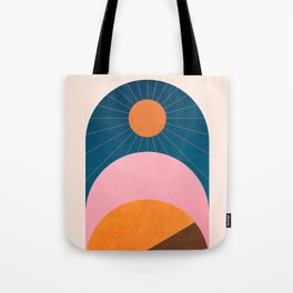 Abstraction_Sunshine_Minimalism_001 Tote Bag