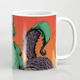Vintage Cthulhu Coffee Mug
