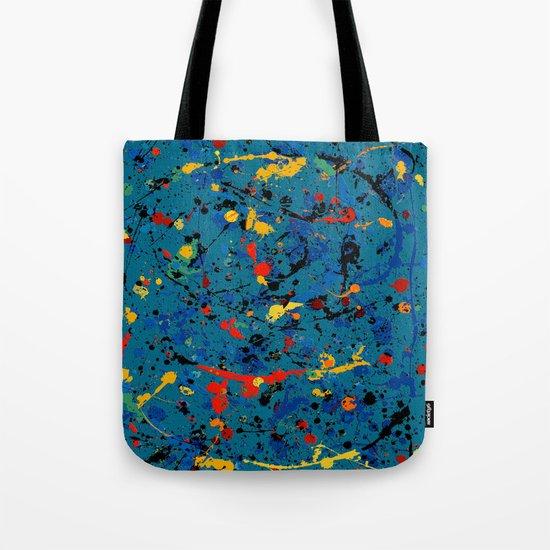 Abstract #902 Tote Bag