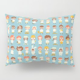 Happy kids Pillow Sham
