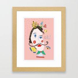 Salvador Dalì Framed Art Print