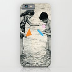 Washed Up iPhone 6s Slim Case