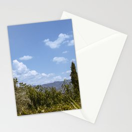 Hill Landscape  Stationery Cards