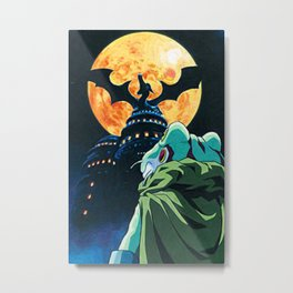 Fiendlord's Keep Metal Print