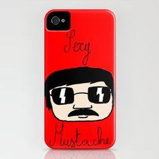 Sexy Mustache Slim Case iPhone (4, 4s)