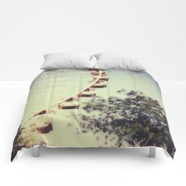Navy Pier Comforters
