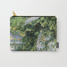 Honeysuckle Vines on Barn Carry-All Pouch