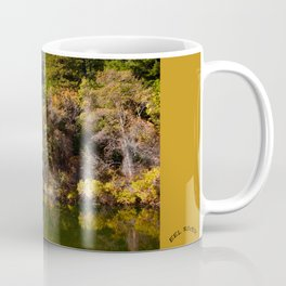 Eel River in Autumn Coffee Mug