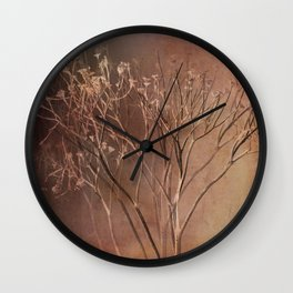 Togetherness Wall Clock