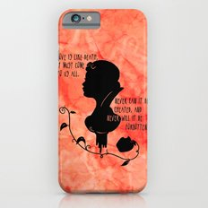 Love is like Death iPhone 6s Slim Case