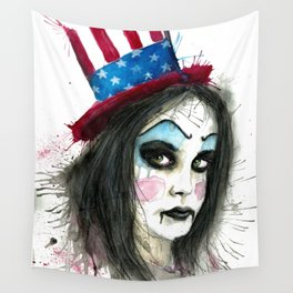 My Best Clown Suit Wall Tapestry