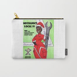 North Pole Elf PSA 2 Carry-All Pouch