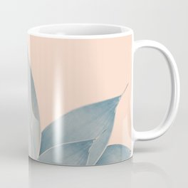 Blush Agave #3 #tropical #decor #art #society6 Coffee Mug