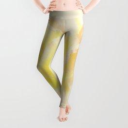 Rose Golden Leggings