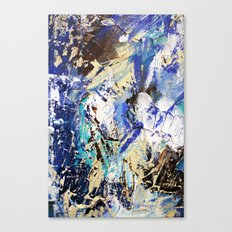 The Wave III Canvas Print