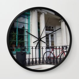 Family Dental Practice Edinburgh Wall Clock