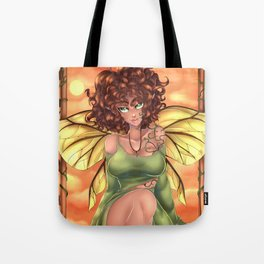 Sunset Fairy Tote Bag