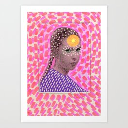 Georgy Girl Art Print