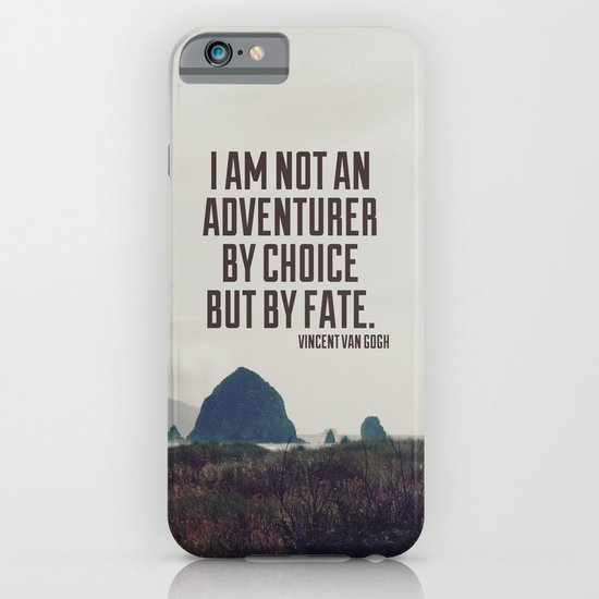 Adventurer by Fate iPhone & iPod Case