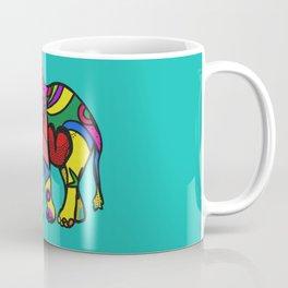 psychedelephant Coffee Mug