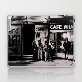 Greenwich Village Vintage Photography Laptop & iPad Skin