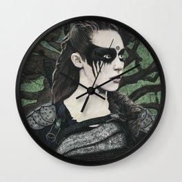 Heda Leksa Kom Trigedakru Wall Clock