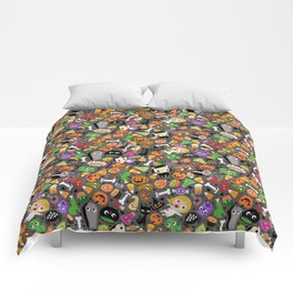 Monster Mash Comforters