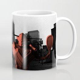 Racquet Droid Coffee Mug