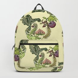 Botanical Pig Backpack