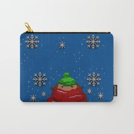 Scarf Girl Carry-All Pouch