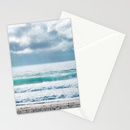 The Waves Stationery Cards