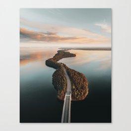 Pulkkilanharju Canvas Print