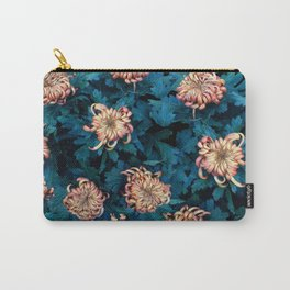Сhrysanthemums Carry-All Pouch