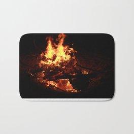Bonfire Bath Mat