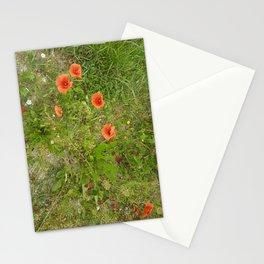 Flowers In Slovenia by Xara Svetlana Stationery Cards