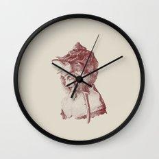 Haute Coiffure  /#7 Wall Clock