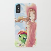 digimon iPhone & iPod Cases featuring Digimon Dream Mimi by dawnshue